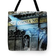 Inside The Vatican Tote Bag