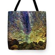 Inside The Volcano Thrihnukagigur - Iceland Tote Bag