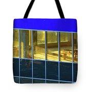 Inside The Windows  Tote Bag