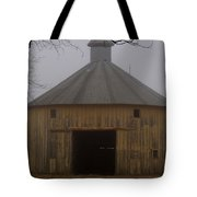 Inside These Four Walls Tote Bag