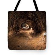Inside Thurstons Lava Tube Tote Bag