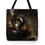 Insight Through Hindsight Tote Bag