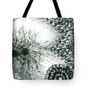 Insights From The Infinite Intelligence #655 Tote Bag
