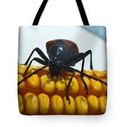 Inspecting Beetle Tote Bag