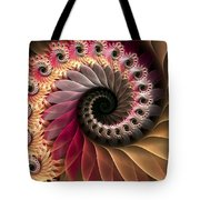 Inspiraled Tote Bag