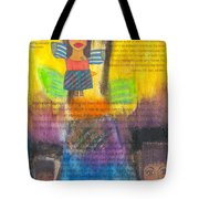Inspiration Angels Tote Bag