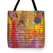 Inspiration Angels II Tote Bag