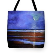 Inspiration Beach Tote Bag