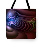 Inspiration Out Of Inanity Tote Bag