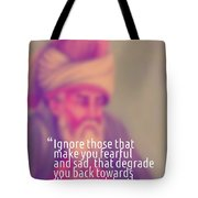 Inspirational Quotes - Motivational - 160 Tote Bag