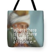Inspirational Quotes - Motivational - 163 Tote Bag