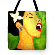 Inspired By Billie Tote Bag