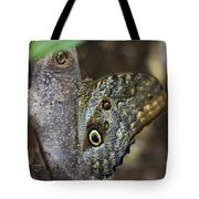 Instant Butterfly Tote Bag