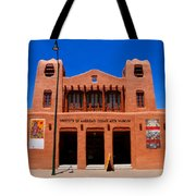 Institute Of American Indian Arts Museum Tote Bag