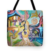 Instrumental Duties Tote Bag