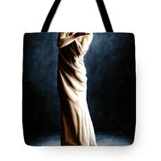 Intense Ballerina Tote Bag