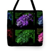 Intense Six Tote Bag