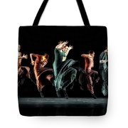 Fierce In Color Tote Bag
