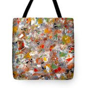 Interaction II Tote Bag