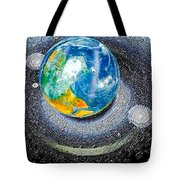 Interactive Space 2 Tote Bag