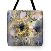 Interconnectedness Of Life Tote Bag