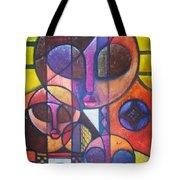 Interdependence Tote Bag