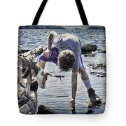 Interested Curiosity Tote Bag