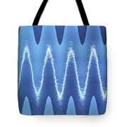 Interesting Cloud Abstract Tote Bag