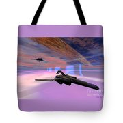 Interfold Layer Tote Bag