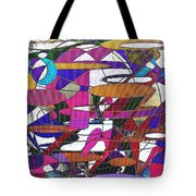 Intergalatic Tote Bag