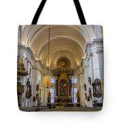 Interior Kalmar Cathedral Tote Bag