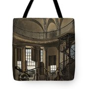 Interior Of The Radcliffe Observatory Tote Bag