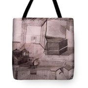 Interior Space Tote Bag