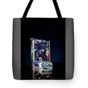 International Car Forest Of The Last Church 3 Tote Bag by James Sage