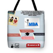 International Master Of Business Administration Tote Bag