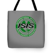 International Secret Intelligence Servrice Tote Bag