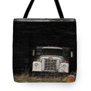 International Truck Tote Bag