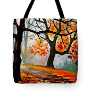 Interplacement Tote Bag