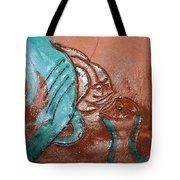 Interplay  - Tile Tote Bag