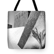Intersection 1 Bw Las Vegas Tote Bag