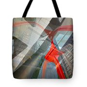 Intersection 11 Tote Bag