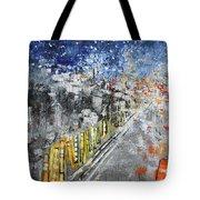Interstate 495 Capital Beltway 201765 Tote Bag
