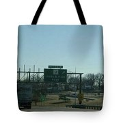 Interstate 70 East At Lucas And Hunt Rd Exit, 1999 Tote Bag