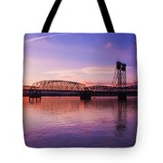 Interstate Bridge Tote Bag