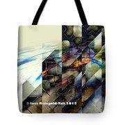 Interstellar Hacker Tote Bag
