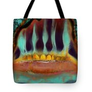 Interstice Tote Bag