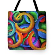 Intertwined Bonds Tote Bag