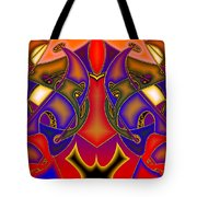 Intertwined Lifestreets Tote Bag
