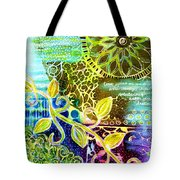 Intertwining Tote Bag
