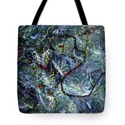 Intertwining Paths Tote Bag
